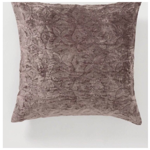 Anthropologie Other - Lucca by Anthropologie euro sham x1
